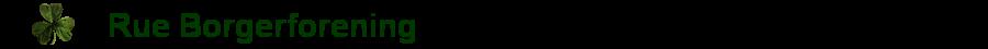 Banner Borgerforening